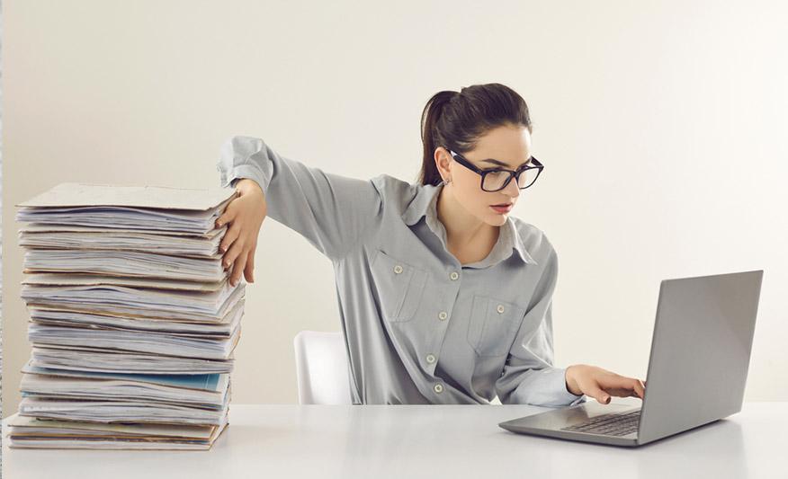 Dokumentenmanagement & Aktenvernichtung