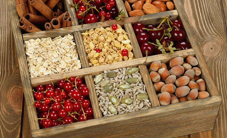 Snackboxen und Automaten