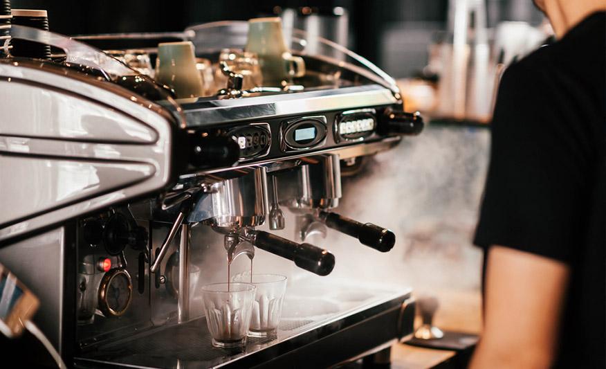 Kaffeevollautomaten zum Leasen